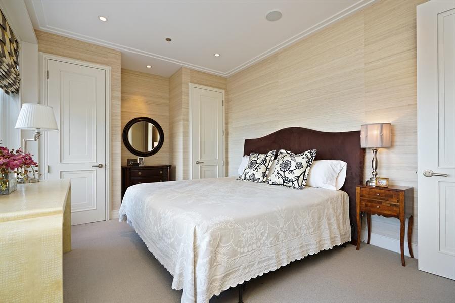 Real Estate Photography - 159 E Walton Pl, Unit 13A, Chicago, IL, 60610 - 2nd Bedroom