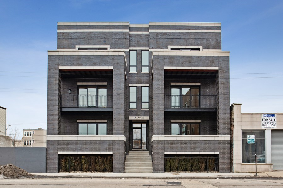 Real Estate Photography - 2751 W Lawrence, 2e, Chicago, IL, 60618 - Front View