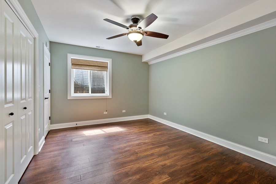 Real Estate Photography - 512 Stone Canyon Cir, Inverness, IL, 60010 - Guest Bedroom