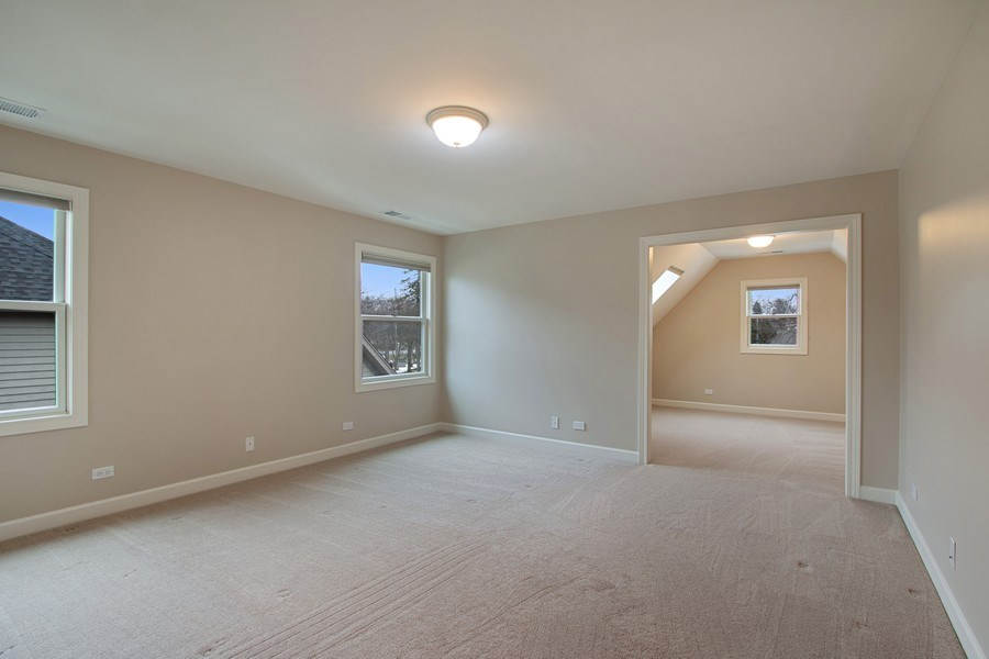 Real Estate Photography - 846 W Brookside St, Palatine, IL, 60067 - 2nd Bedroom
