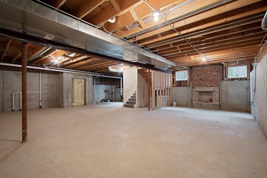 Real Estate Photography - 846 W Brookside St, Palatine, IL, 60067 - Basement
