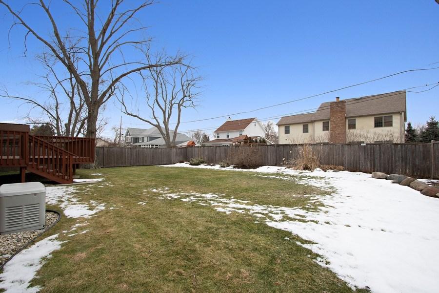 Real Estate Photography - 846 W Brookside St, Palatine, IL, 60067 - Back Yard