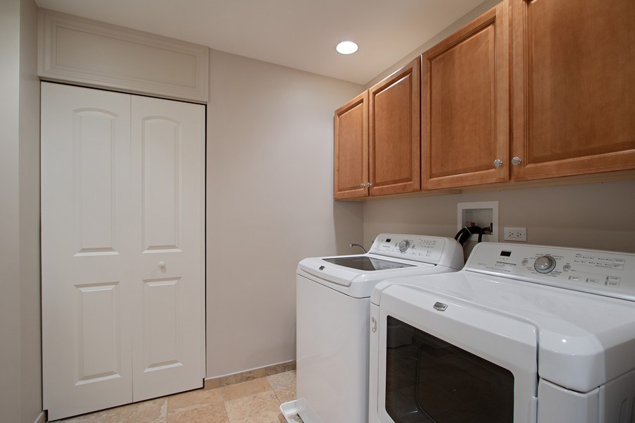 Real Estate Photography - 846 W Brookside St, Palatine, IL, 60067 - Laundry Room