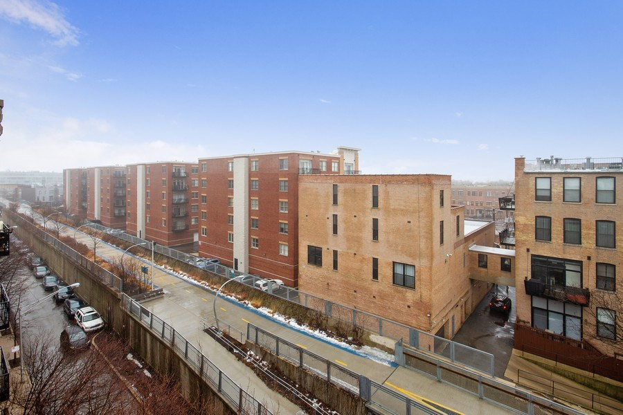 Real Estate Photography - 2352 W Bloomingdale, 3W, Chicago, IL, 60647 - View