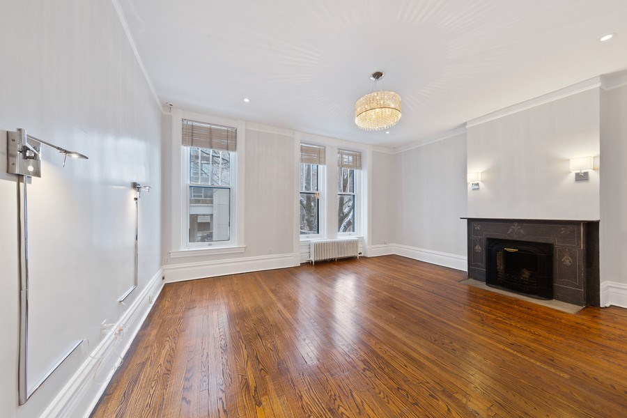 Real Estate Photography - 57 W Burton Place, Chicago, IL, 60610 - Master Bedroom