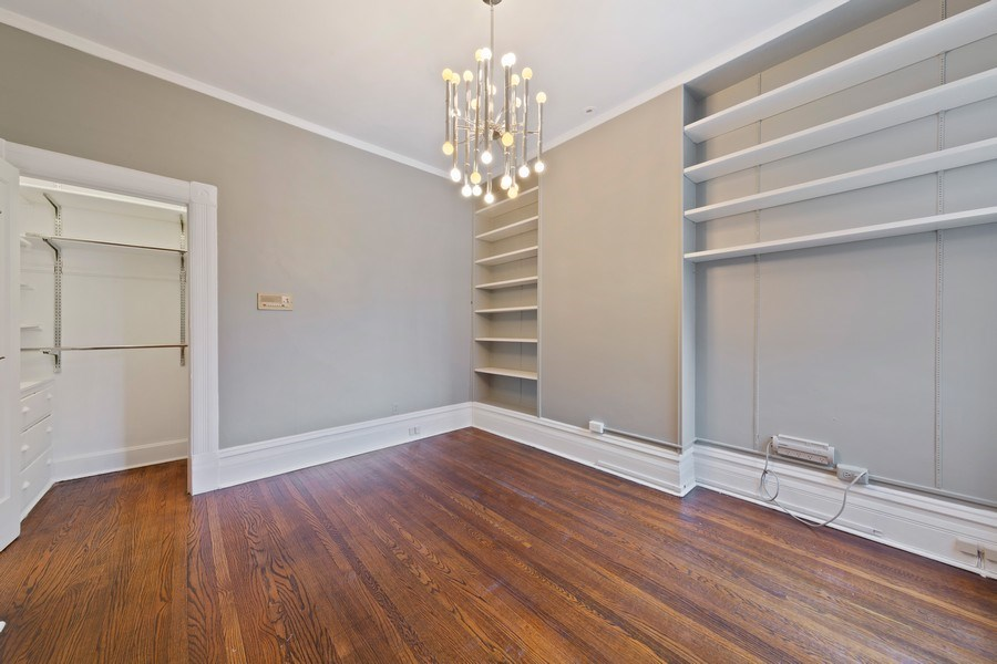 Real Estate Photography - 57 W Burton Place, Chicago, IL, 60610 - 2nd Bedroom