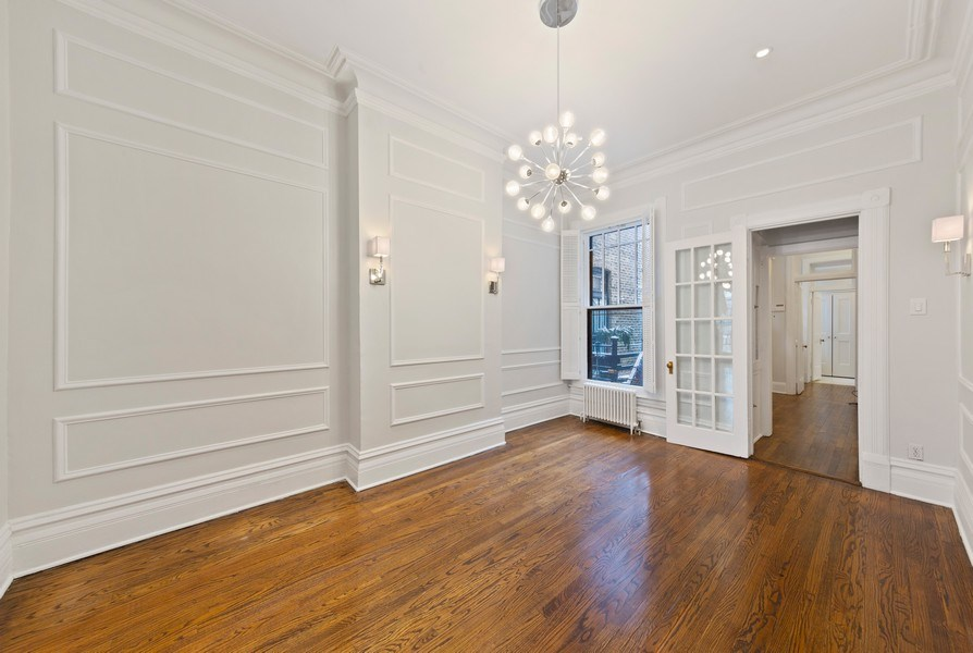 Real Estate Photography - 57 W Burton Place, Chicago, IL, 60610 - Dining Room