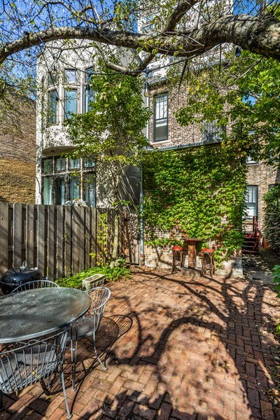 Real Estate Photography - 57 W Burton Place, Chicago, IL, 60610 - Rear View