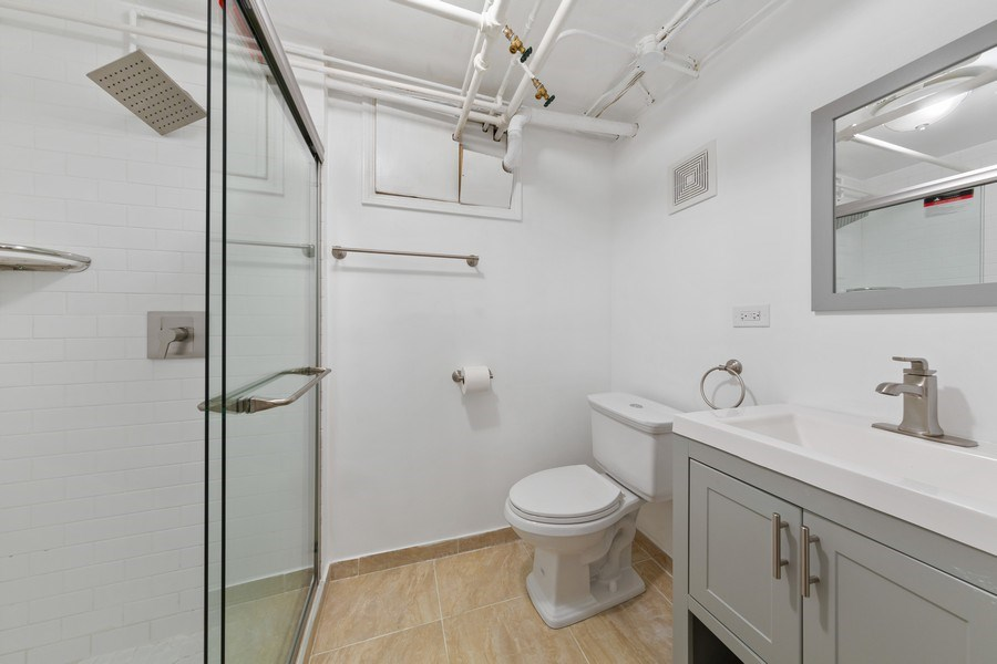 Real Estate Photography - 57 W Burton Place, Chicago, IL, 60610 - 2nd Bathroom