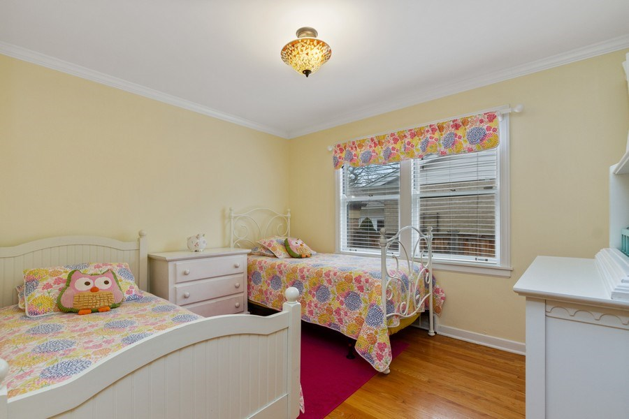 Real Estate Photography - 15 Thatcher Ave, River Forest, IL, 60305 - Bedroom #3