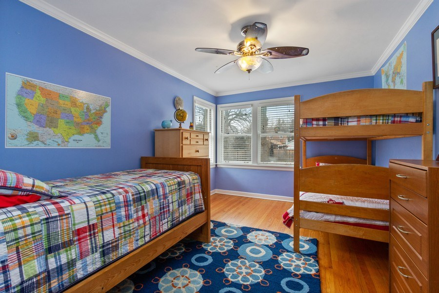 Real Estate Photography - 15 Thatcher Ave, River Forest, IL, 60305 - Bedroom #2