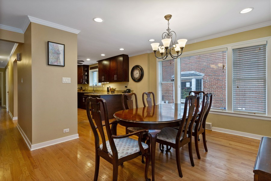 Real Estate Photography - 15 Thatcher Ave, River Forest, IL, 60305 - Dining Area