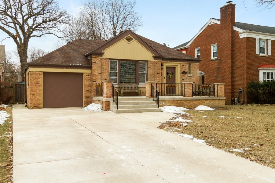 Real Estate Photography - 15 Thatcher Ave, River Forest, IL, 60305 - Front View