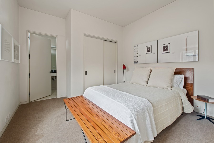 Real Estate Photography - 2517 N Greenview, Chicago, IL, 60614 - 5th Bedroom