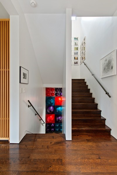Real Estate Photography - 2517 N Greenview, Chicago, IL, 60614 - Staircase