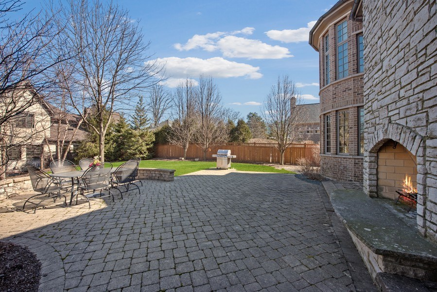 Real Estate Photography - 1754 Chicago Ave, Downers Grove, IL, 60515 - Patio