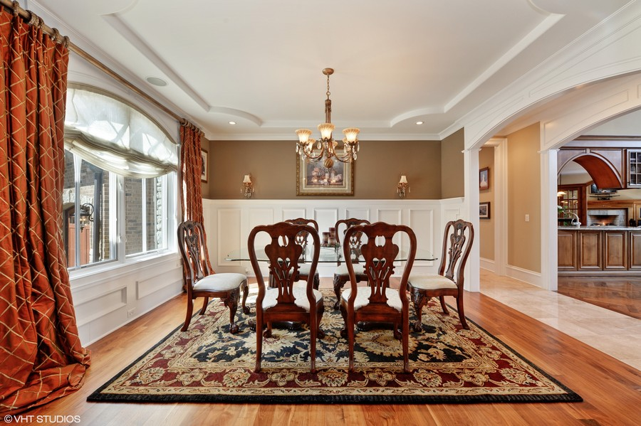 Real Estate Photography - 1754 Chicago Ave, Downers Grove, IL, 60515 - Dining Room