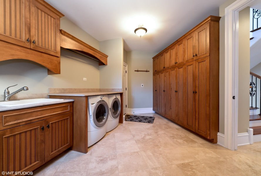Real Estate Photography - 1754 Chicago Ave, Downers Grove, IL, 60515 - Mud Room