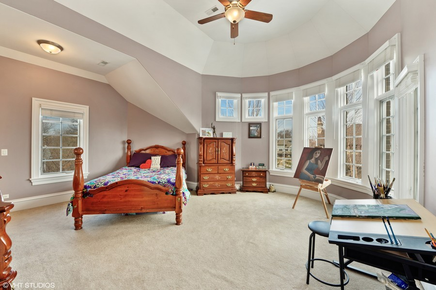 Real Estate Photography - 1754 Chicago Ave, Downers Grove, IL, 60515 - Bedroom 2