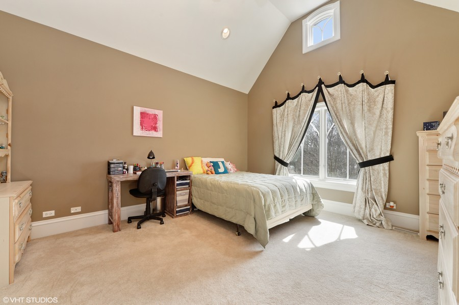 Real Estate Photography - 1754 Chicago Ave, Downers Grove, IL, 60515 - Bedroom 3