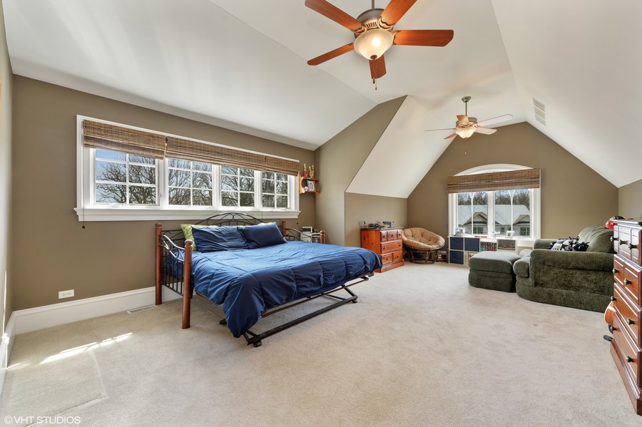 Real Estate Photography - 1754 Chicago Ave, Downers Grove, IL, 60515 - Bedroom 4