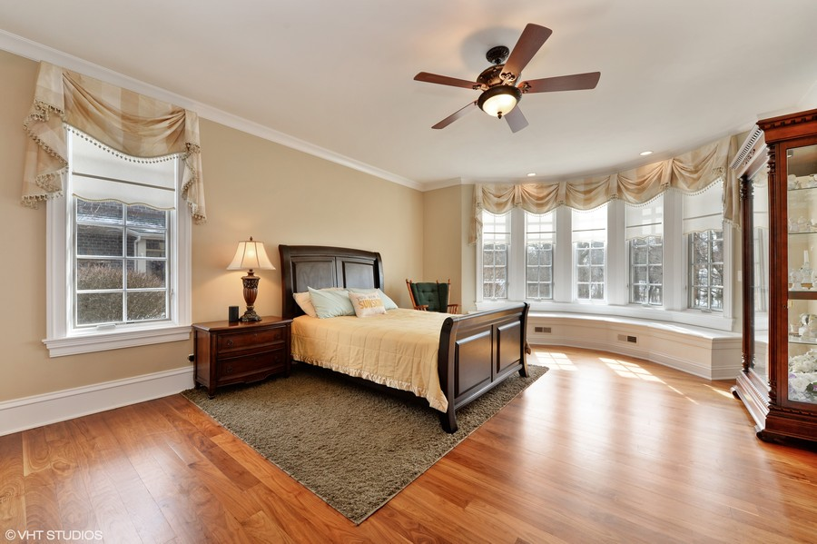 Real Estate Photography - 1754 Chicago Ave, Downers Grove, IL, 60515 - Bedroom 5