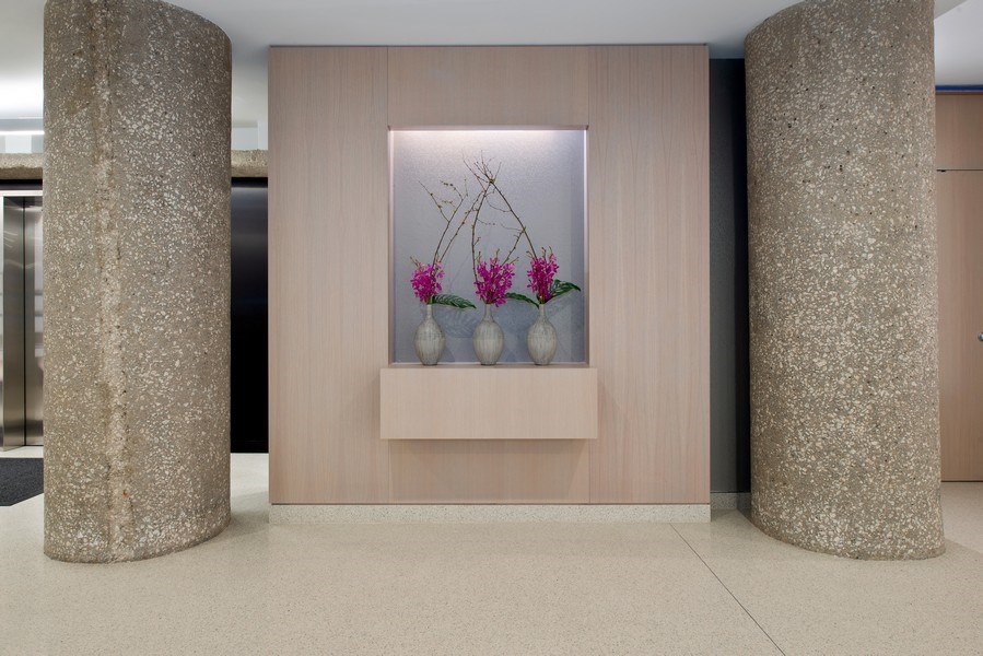 Real Estate Photography - 200 E Delaware Pl, 12D, Chicago, IL, 60611 - Lobby