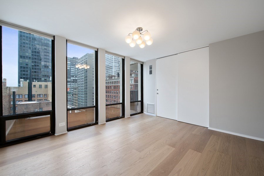 Real Estate Photography - 200 E Delaware Pl, 12D, Chicago, IL, 60611 -