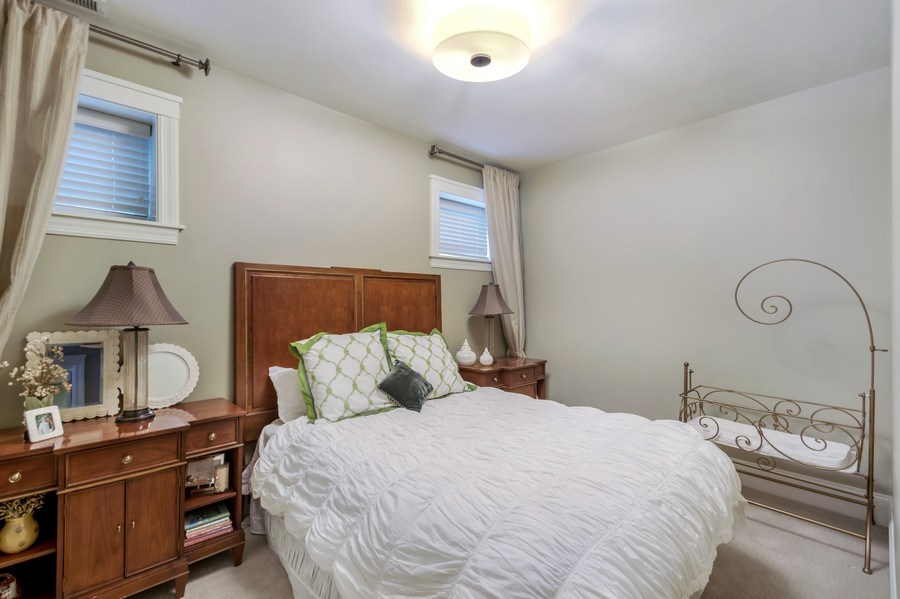 Real Estate Photography - 3133 N Hoyne Avenue, Chicago, IL, 60618 - Bedroom 5