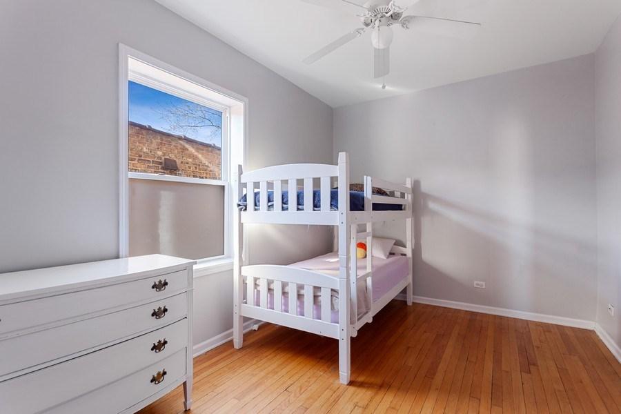 Real Estate Photography - 20 S Austin Blvd, 2, Oak Park, IL, 60304 - 2nd Bedroom
