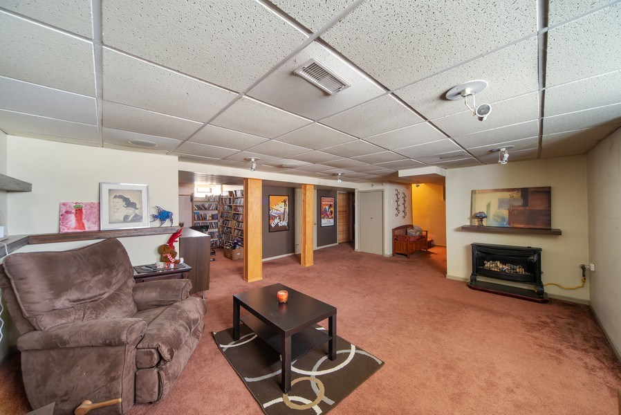 Real Estate Photography - 6952 W Wellington Ave, Chicago, IL, 60634 - Lower Level