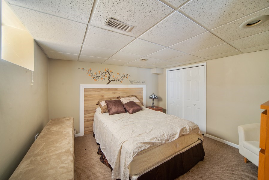 Real Estate Photography - 6952 W Wellington Ave, Chicago, IL, 60634 - Bedroom