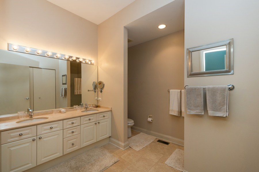 Real Estate Photography - 456 E North Water St, Chicago, IL, 60611 - Master Bathroom