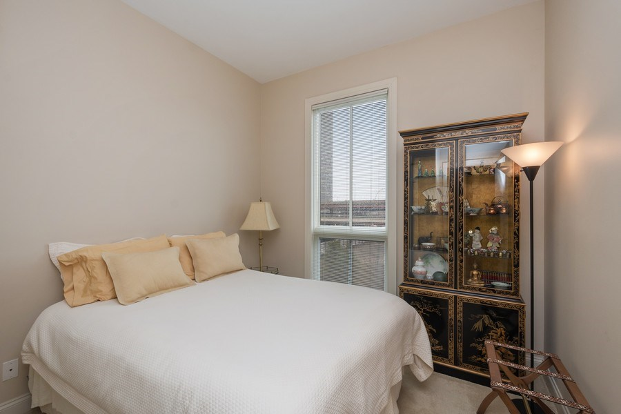 Real Estate Photography - 456 E North Water St, Chicago, IL, 60611 - 2nd Bedroom