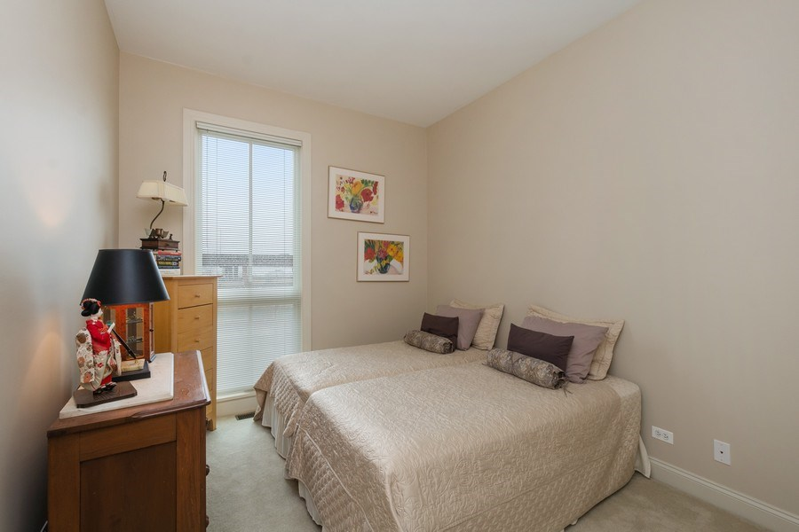Real Estate Photography - 456 E North Water St, Chicago, IL, 60611 - Bedroom