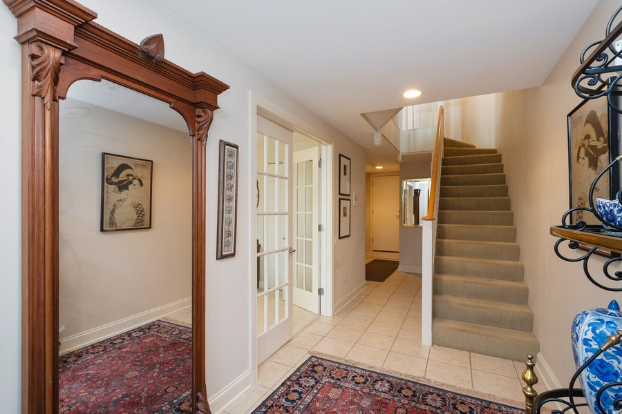 Real Estate Photography - 456 E North Water St, Chicago, IL, 60611 - Foyer