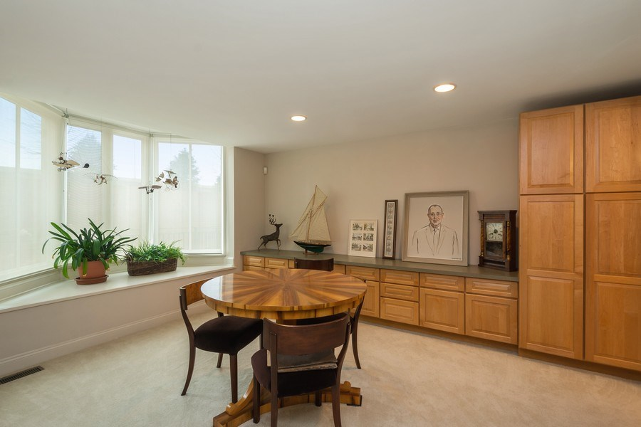 Real Estate Photography - 456 E North Water St, Chicago, IL, 60611 - Den