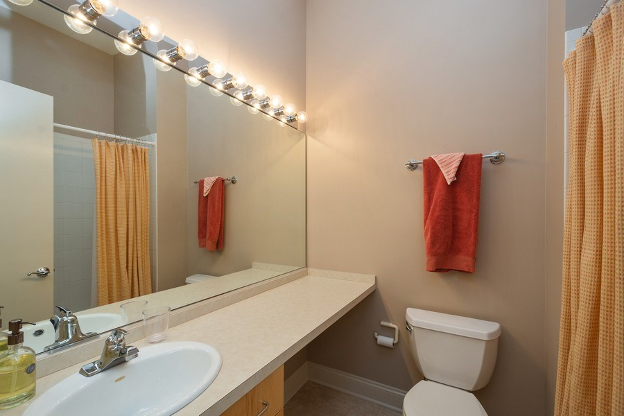 Real Estate Photography - 456 E North Water St, Chicago, IL, 60611 - Bathroom