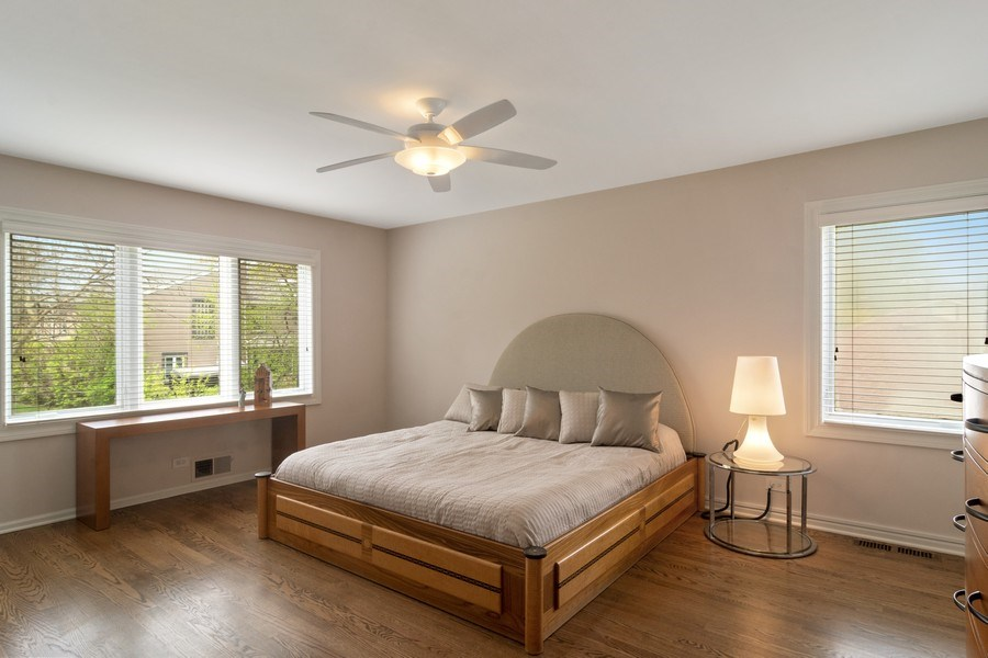 Real Estate Photography - 222 Fairview Ave, Deerfield, IL, 60015 - 3rd Bedroom