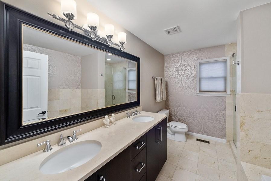 Real Estate Photography - 2339 W. Ohio ST., Chicago, IL, 60612 - Master Bathroom