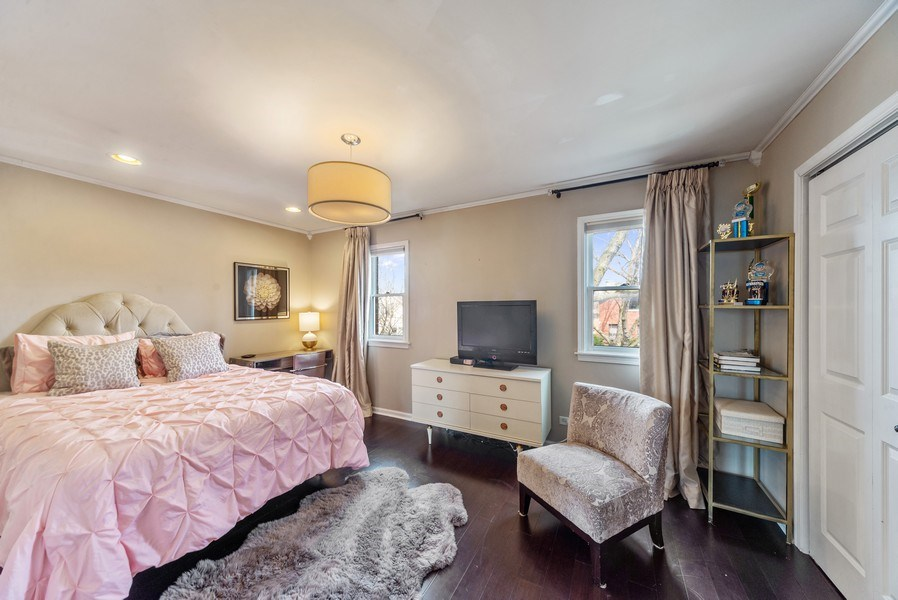 Real Estate Photography - 2339 W. Ohio ST., Chicago, IL, 60612 - 3rd Bedroom