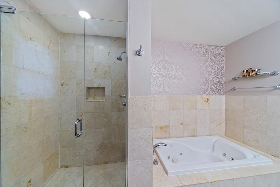 Real Estate Photography - 2339 W. Ohio ST., Chicago, IL, 60612 - Alternative Master Bath