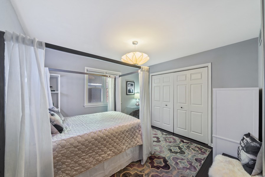 Real Estate Photography - 2339 W. Ohio ST., Chicago, IL, 60612 - 2nd Bedroom