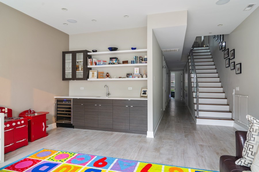 Real Estate Photography - 1613 N Honore, Chicago, IL, 60622 -