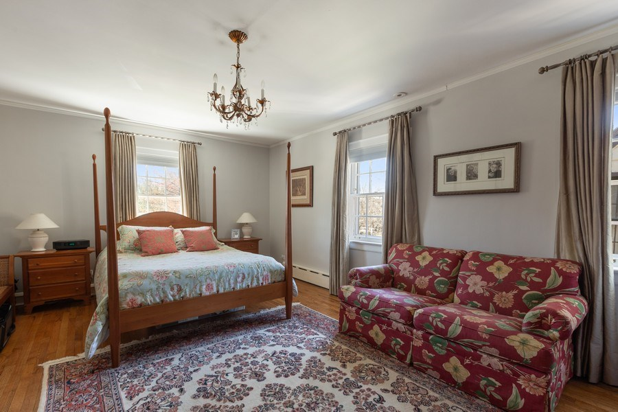 Real Estate Photography - 1942 Thornwood Ave, Wilmette, IL, 60091 - Master Bedroom