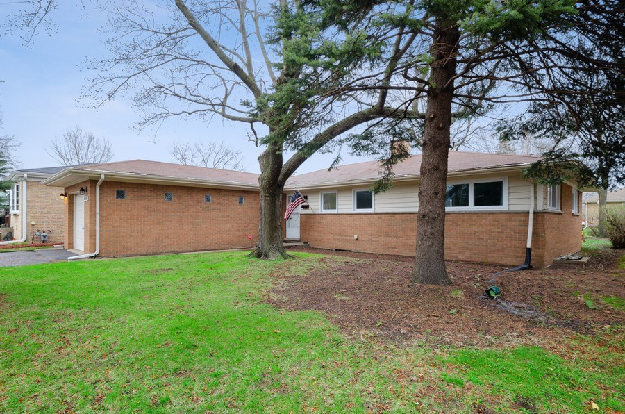 Real Estate Photography - 8039 Parkside, Morton Grove, IL, 60053 - Front View