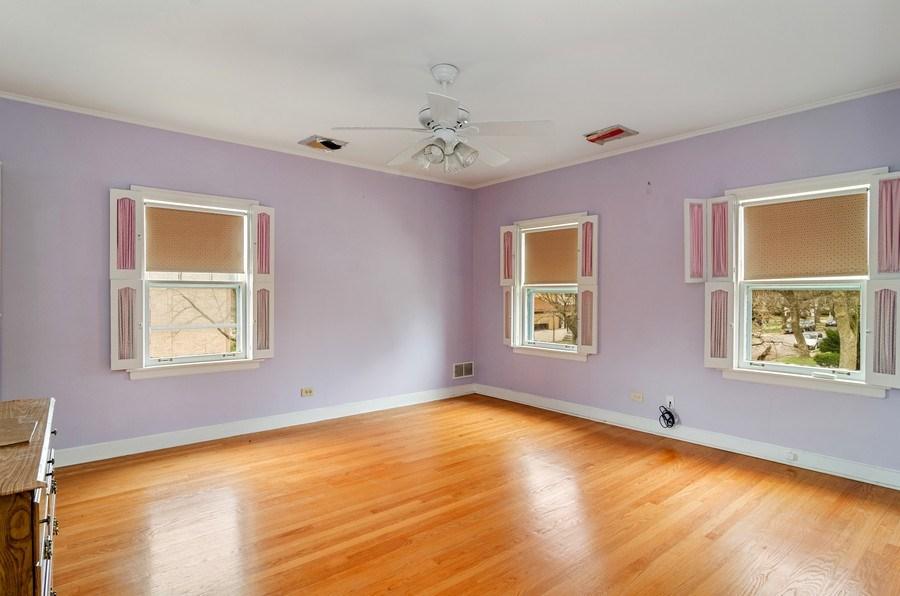 Real Estate Photography - 5801 N. Bernard Street, --------, Chicago, IL, 60659 - Master Bedroom