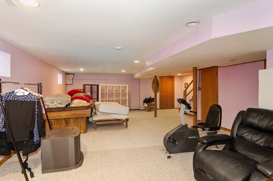 Real Estate Photography - 5801 N. Bernard Street, --------, Chicago, IL, 60659 - Lower Level