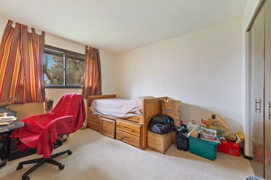 Real Estate Photography - 16W700 Fern Street, Willowbrook, IL, 60527 - Bedroom
