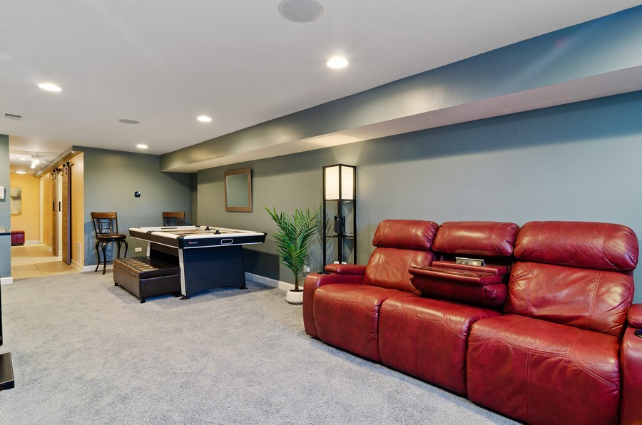 Real Estate Photography - 4619 N. Lawndale Ave #1, Chicago, IL, 60625 - Family Room